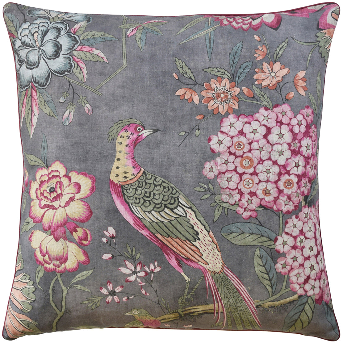 Ryan Studio Pillows Villeneuve, Charcoal