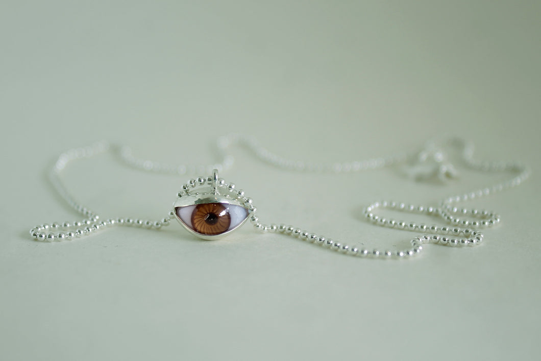 SILVER BASIC NECKLACE