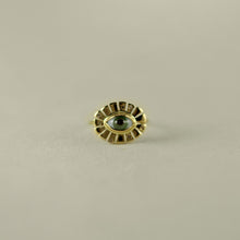 SUN DIAMOND 18K GOLD RING