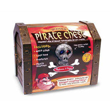 Melissa & Doug® Wooden Pirate Chest