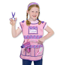 Melissa & Doug® Hair Stylist Role Play Costume