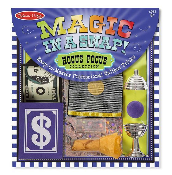 Melissa & Doug® Magic In A Snap! Hocus Pocus Collection