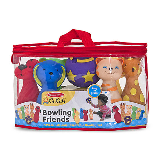 Melissa & Doug® Indoor Bowling Playset