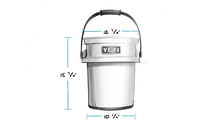 YETI LOADOUT BUCKET (5 Gallon )