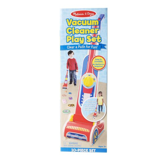 Melissa & Doug® Vacuum Cleaner Play Set