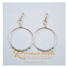 Ronaldo Jewelry Power of Prayer®™ Hoop Earrings