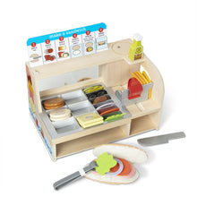 Melissa & Doug® Slice & Stack Sandwich Counter