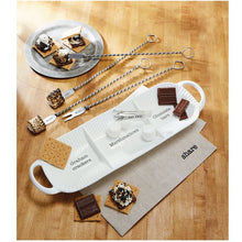 Mud Pie S'More Serving Set