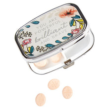 Mud Pie Pill Box