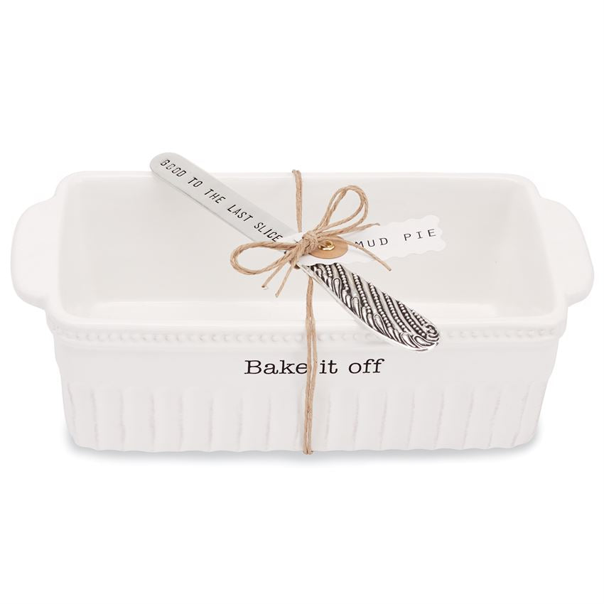 Mud Pie Loaf Pan Set