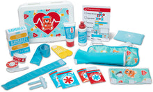 Melissa & Doug® Get Well First Aid Kit Play Set