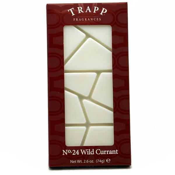 Trapp No. 24 Wild Currant, Home Fragrance Melts