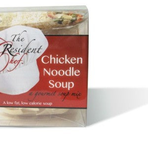 Resident Chef Chicken Noodle Soup