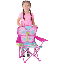 Melissa and Doug® Cutie Pie Butterfly Camp Chair
