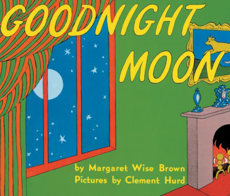 Goodnight Moon by Margaret Wise Brown, Hardcover
