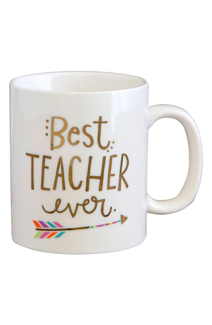 "Natural Life ""Best Teacher Ever"" Mug"
