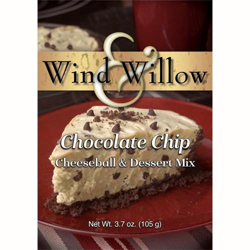 Wind and Willow Chocolate Chip Cheeseball & Dessert Mix