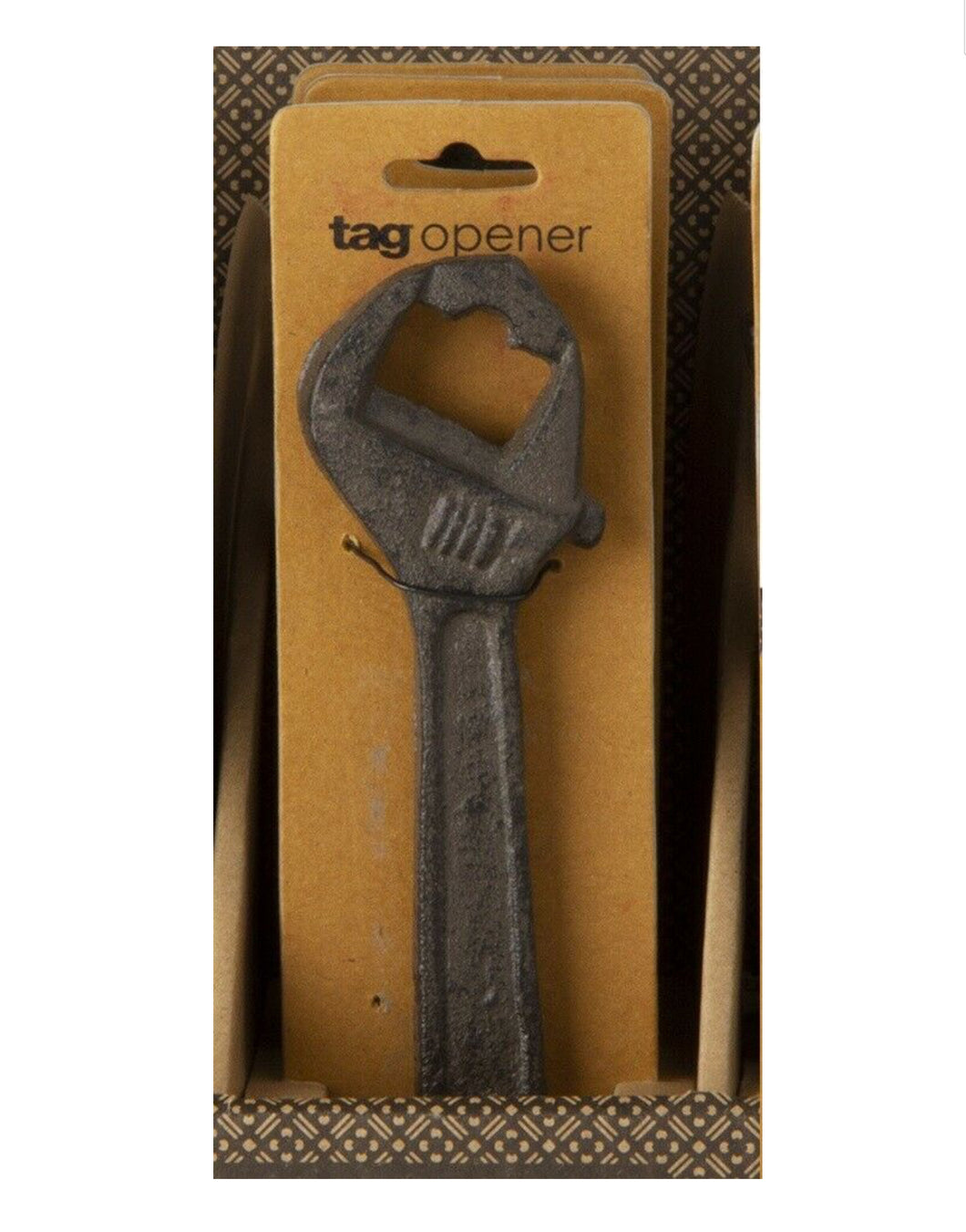 TAG Cast Iron Bottle Openers