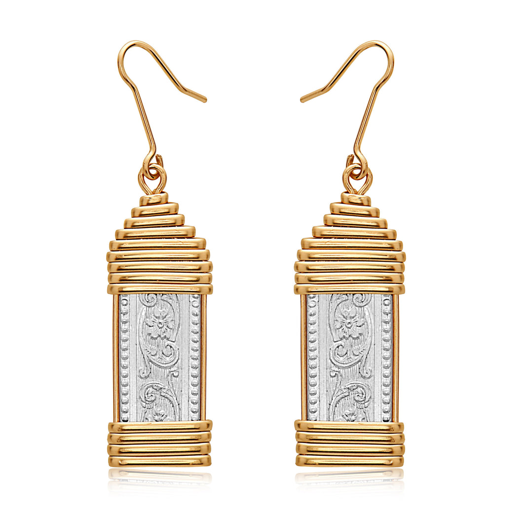 Ronaldo Elizabeth Earrings