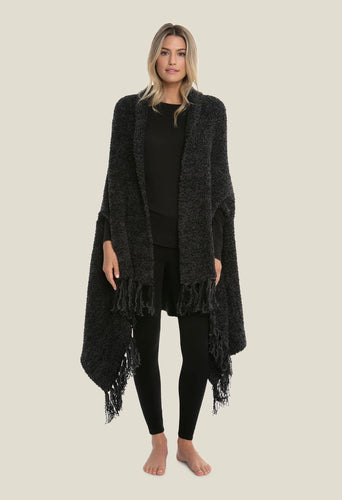 BAREFOOT DREAMS - CozyChic Luxe™ Laguna Wrap