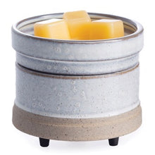 Candle Warmers - Rustic White 2-in-1 Classic Fragrance Warmer