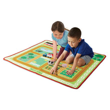Melissa & Doug® Round the Barnyard Farm Rug