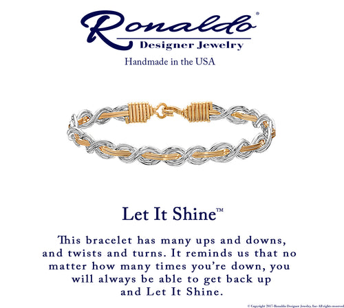 Ronaldo Let it Shine™ Bracelet