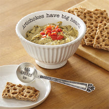 Mud Pie Artichoke Dip Cup Set