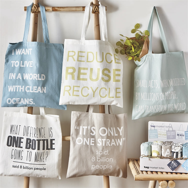 TAG® Natural Living Market Tote