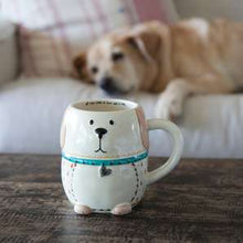 Natural Life® Dog Folk Mug