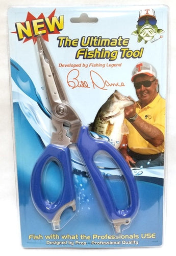 Bill Dance - The Ultimate Fishing Tool - Stainless Steel