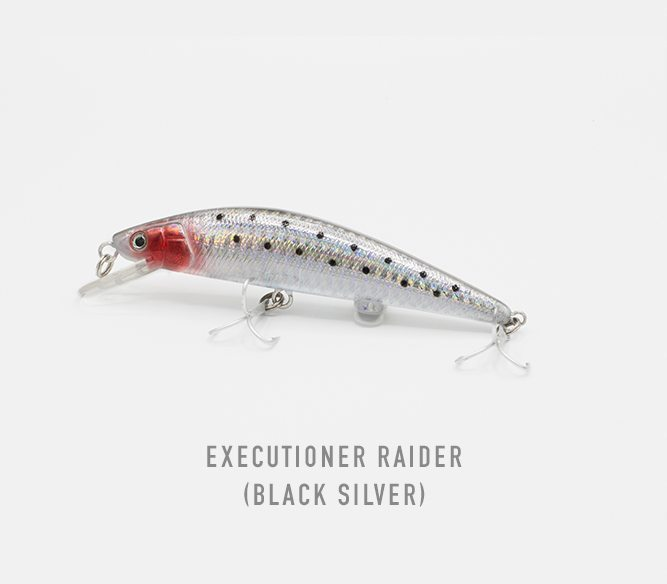 Rechargeable Twitching Lure Executioner Raider