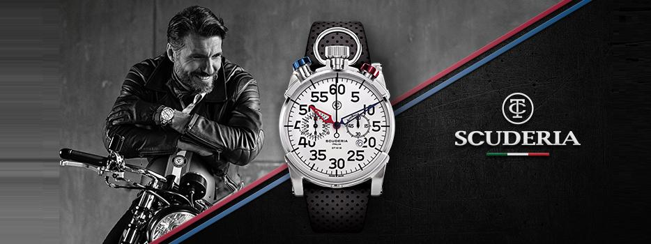 CT Scuderia: A Showcase Of Italian Racing Watches At Its Finest
