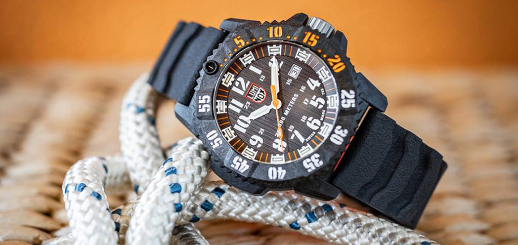 "Luminox Brings It On With The ""Master Carbon Seal"" Limited Edition Watch"