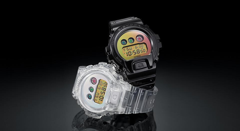 For its 25th Anniversary G-Shock Brings You The DW-6900SP-1 & DW-6900SP-7 Watches