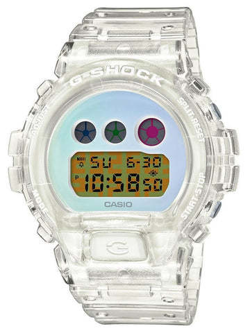 Casio G-Shock LIMITED EDITION RAINBOW HOLOGRAM Mens Watch DW6900SP-7