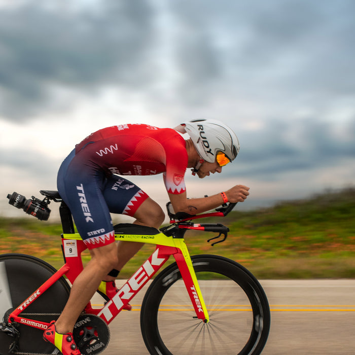 Rudy Project's Dominant Start to the 2018 Triathlon Season With Emphatic Wins from Ben Kanute and Mel Hauschildt