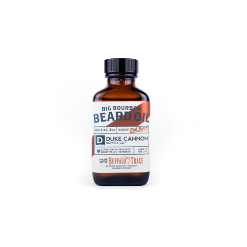Big Bourbon Beard Oil - Howell's Mercantile