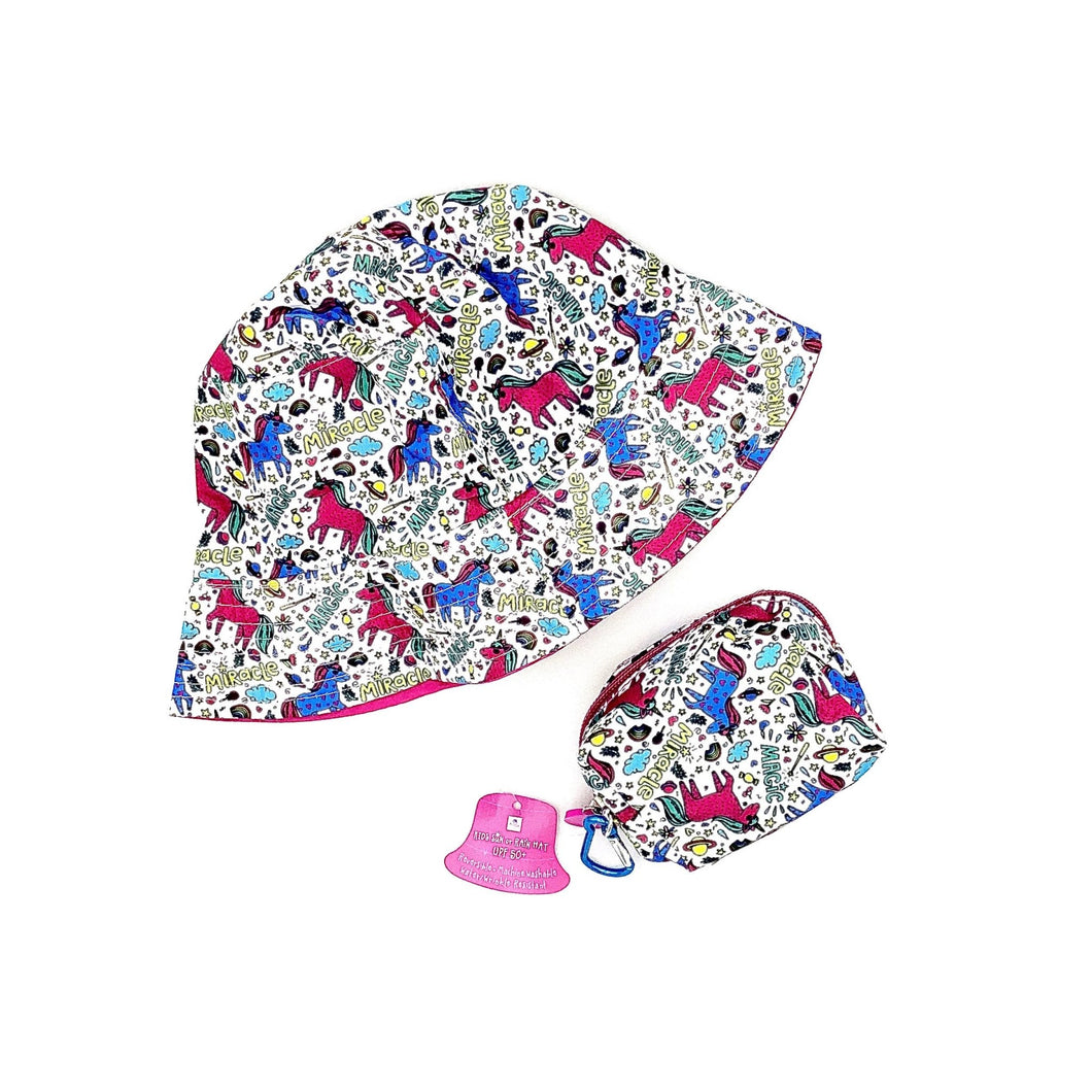 Floppy Top Children's Bucket Hat - Howell's Mercantile