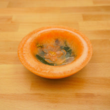 HABERSHAM CANDLE CO., GEORGIA PEACH BLOSSOM PERSONAL SPACE WAX POTTERY® VESSEL - Howell's Mercantile