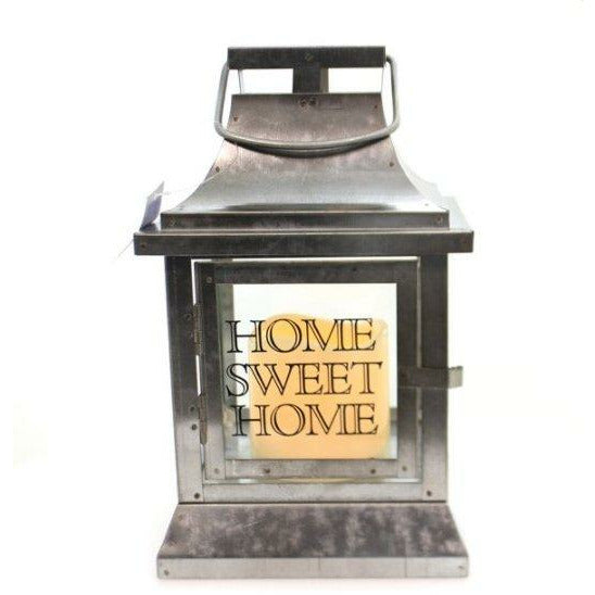 Home Sweet Home, Battery Powered Lantern - Howell's Mercantile