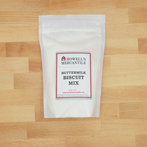 Howell's Mercantile Buttermilk Biscuit Mix - Howell's Mercantile
