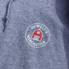 Howell's Mercantile Grey Hoodie - Howell's Mercantile