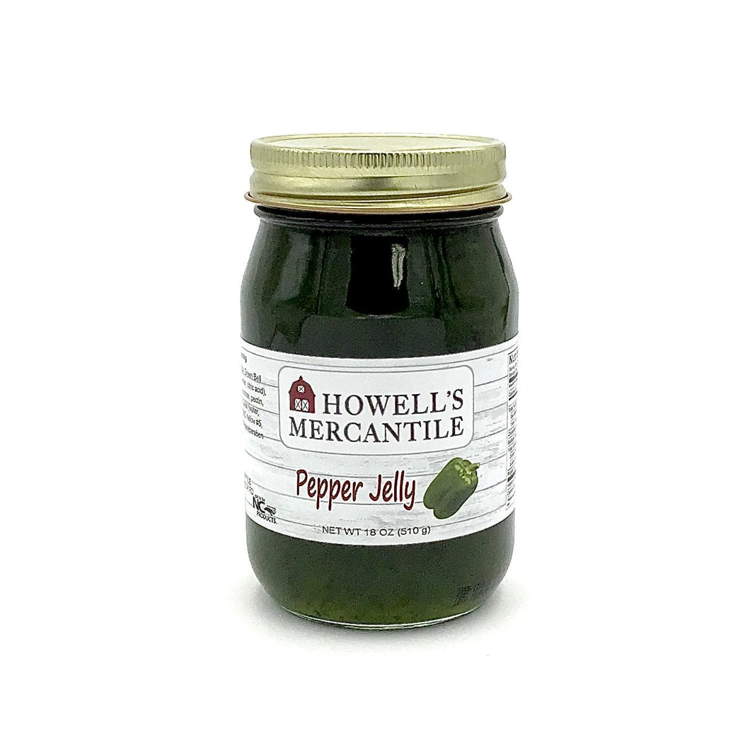 Howell's Mercantile Pepper Jelly - Howell's Mercantile