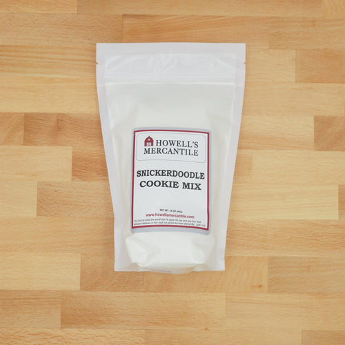 Howell's Mercantile Snickerdoodle Cookie Mix - Howell's Mercantile