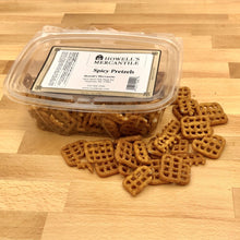 Howell's Mercantile Spicy Pretzels - Howell's Mercantile