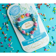 Jilzarah- Daughter Youth Birthday Bracelet - Howell's Mercantile