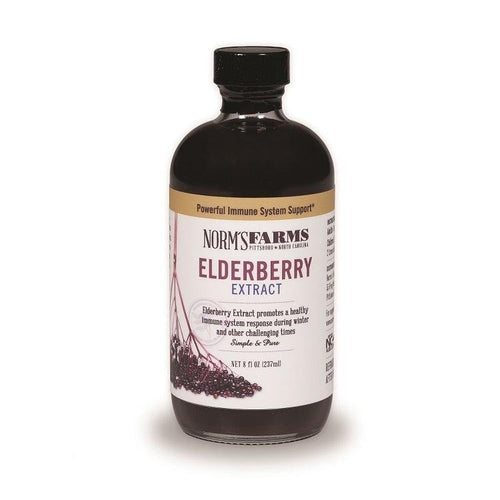 Norms Farms Elderberry Extract - Howell's Mercantile