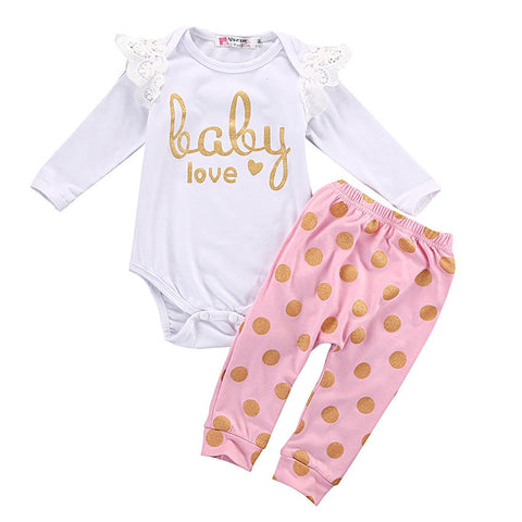 Baby Love Set - Todlrboutik