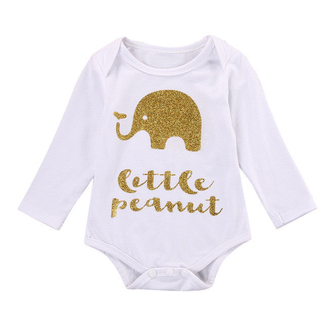 Little Peanut Romper-BABY GIRLS-Todlrboutik